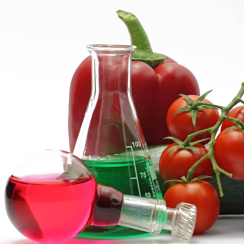 Chemie Lebensmittel